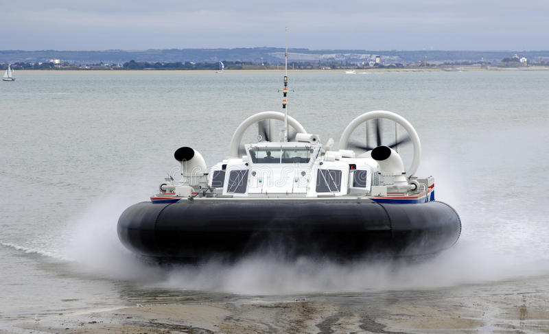 Download Commercial Hovercraft Stock Photos - Image: 19627423