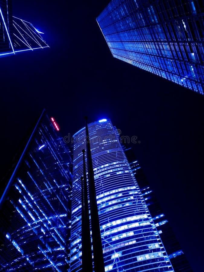 Commercial Skyscraper