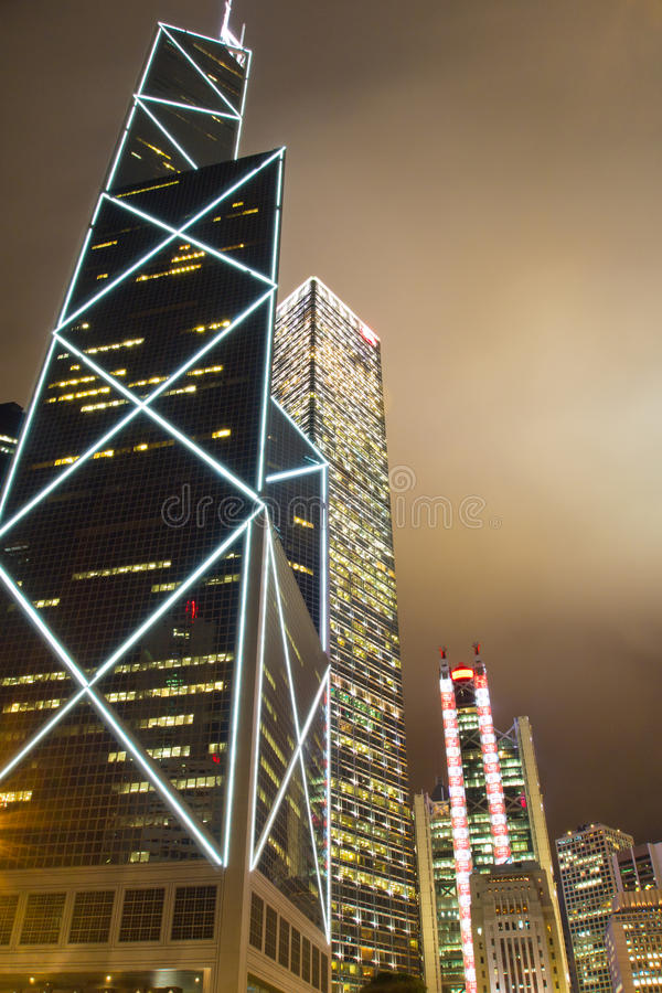 Download Commercial Skyscrapers Stock Images - Image: 19768884