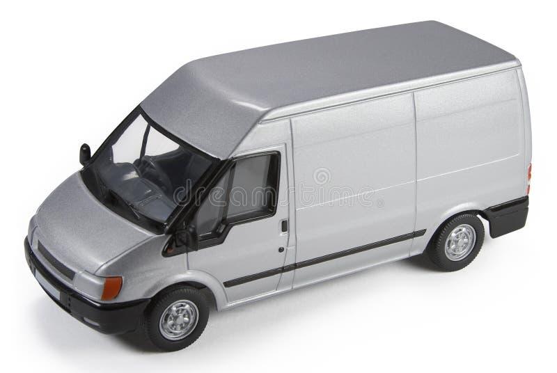 Commercial Van Model immagini stock libere da diritti