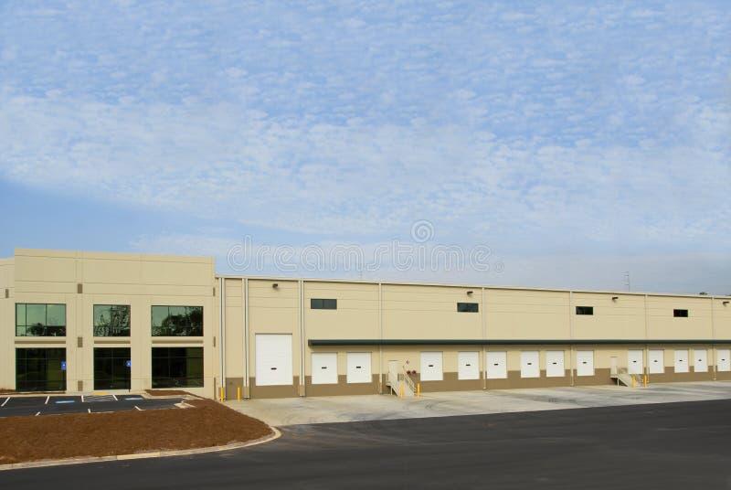Commercieel Pakhuis stock afbeeldingen