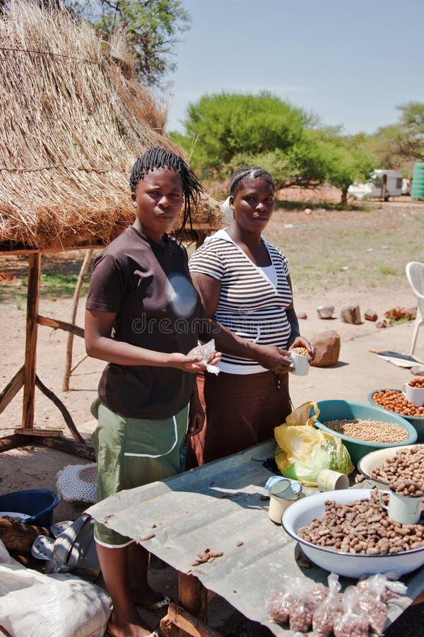 Commercio africano immagini stock libere da diritti