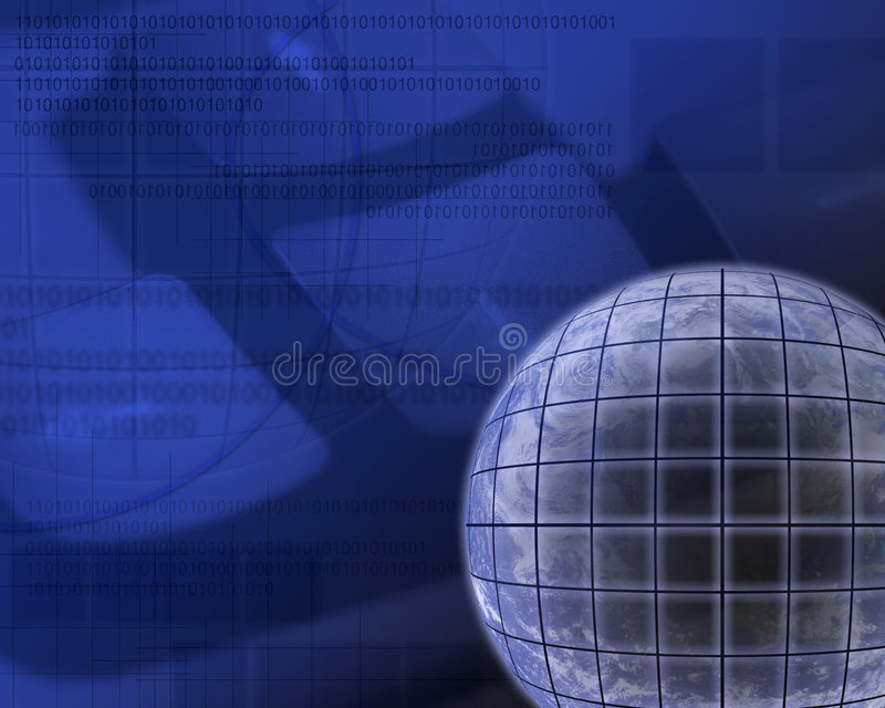 Commercio concept-10 illustrazione di stock