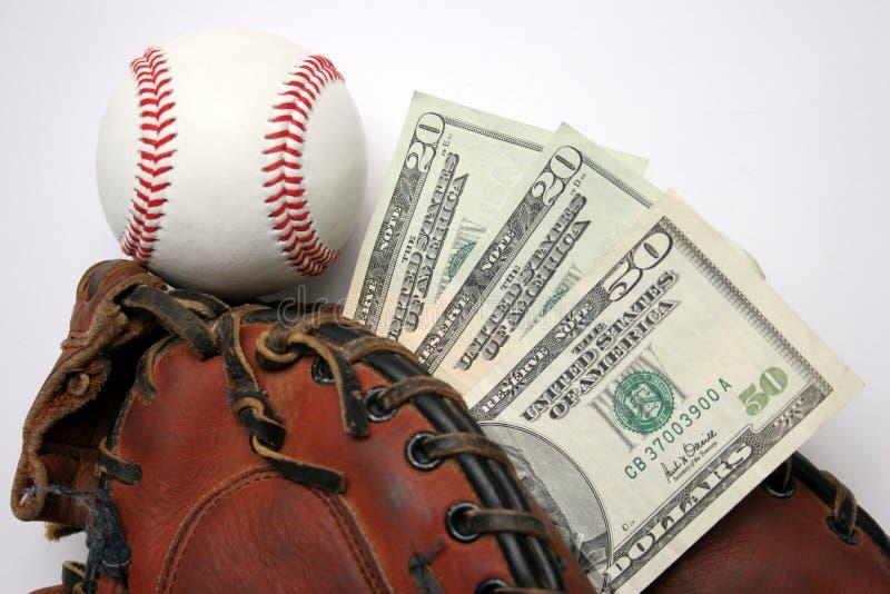 Commercio di baseball immagine stock libera da diritti