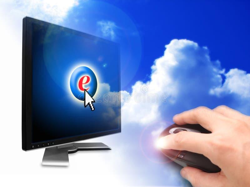 Commercio elettronico immagini stock libere da diritti
