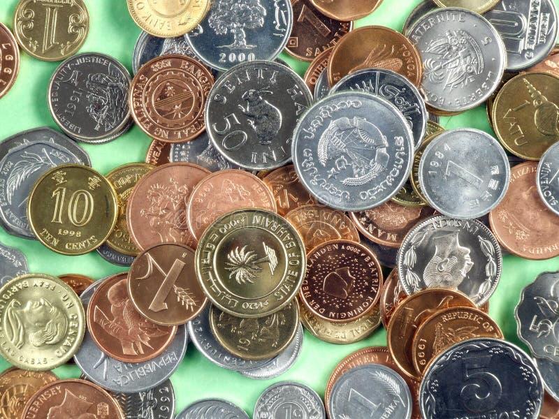 Commercio globale economico e finanziario immagini stock libere da diritti