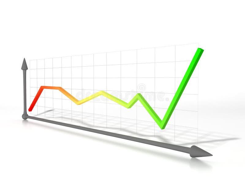 Commercio-grafico immagine stock libera da diritti