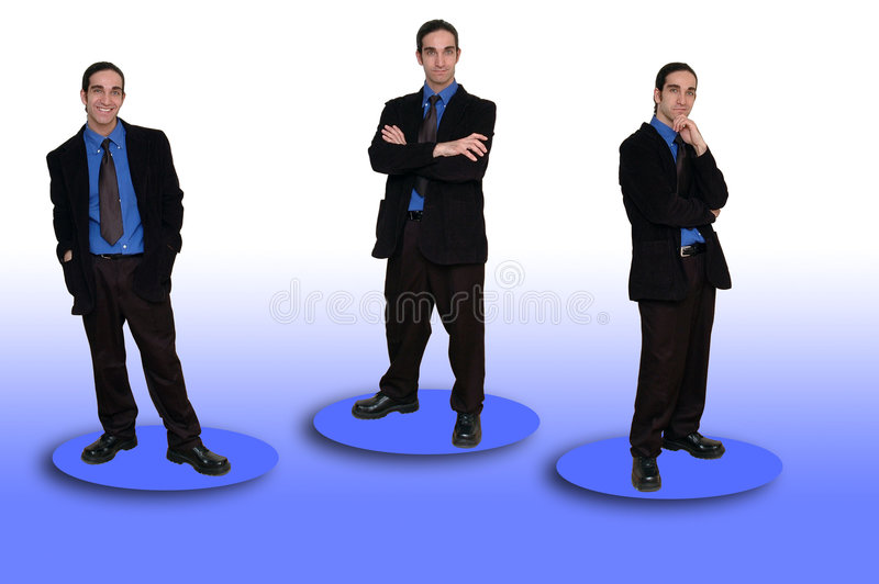 Commercio team-8 immagine stock