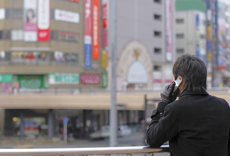 Commercio urbano immagine stock