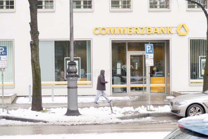 Commerzbank fotos de stock