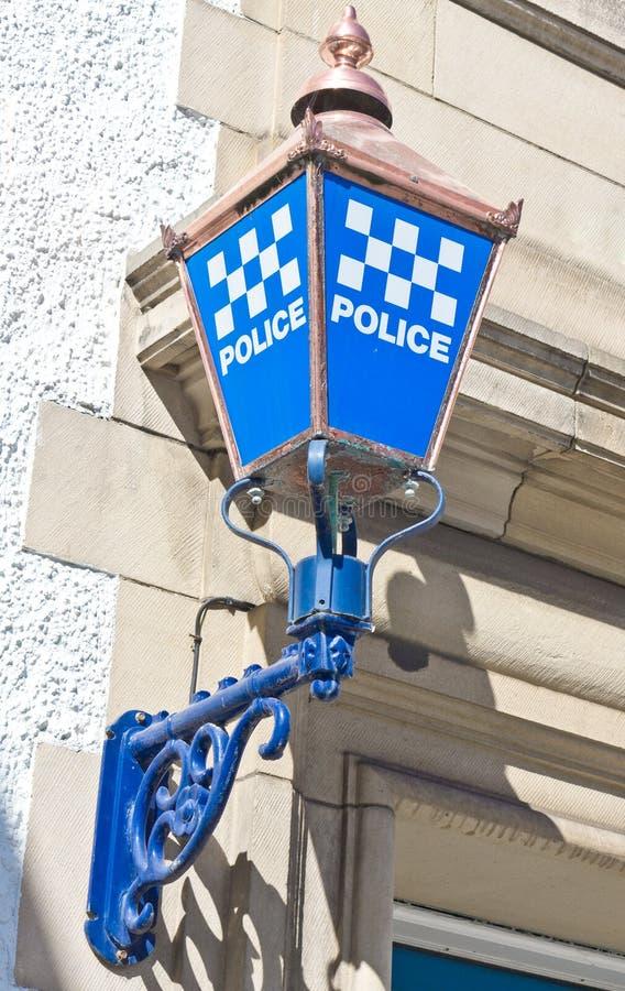 Download Commissariat de police photo stock. Image du police, bleu - 45355282