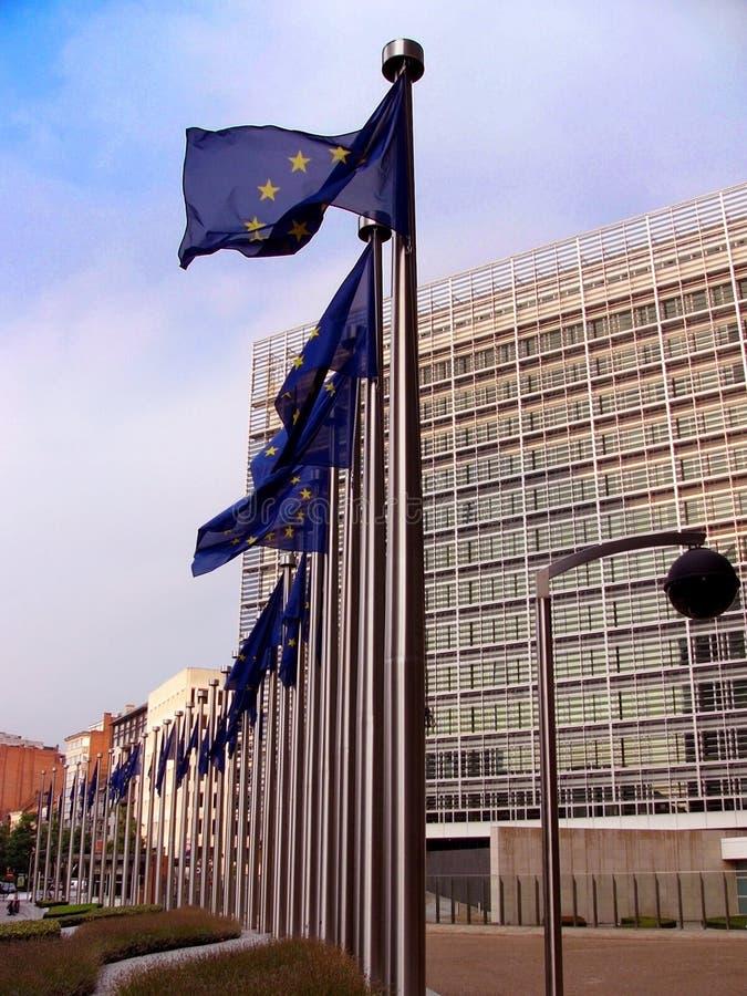 Commission européenne 1 photos libres de droits
