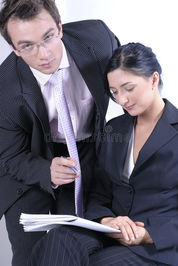 Communicating business stock photos