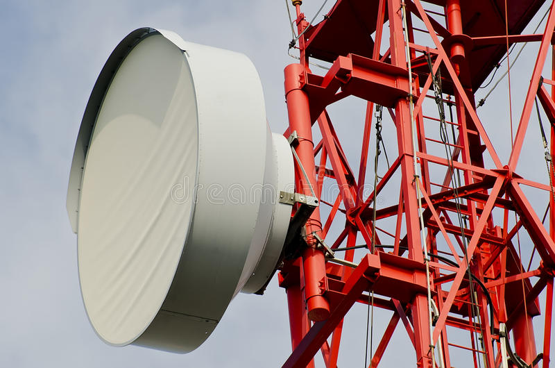 Download Communication antenna stock photo. Image of cell, cellphone - 21633240