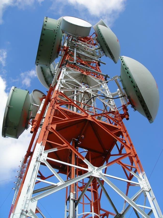 Download Communication Antenna stock photo. Image of telecommunications - 2251234
