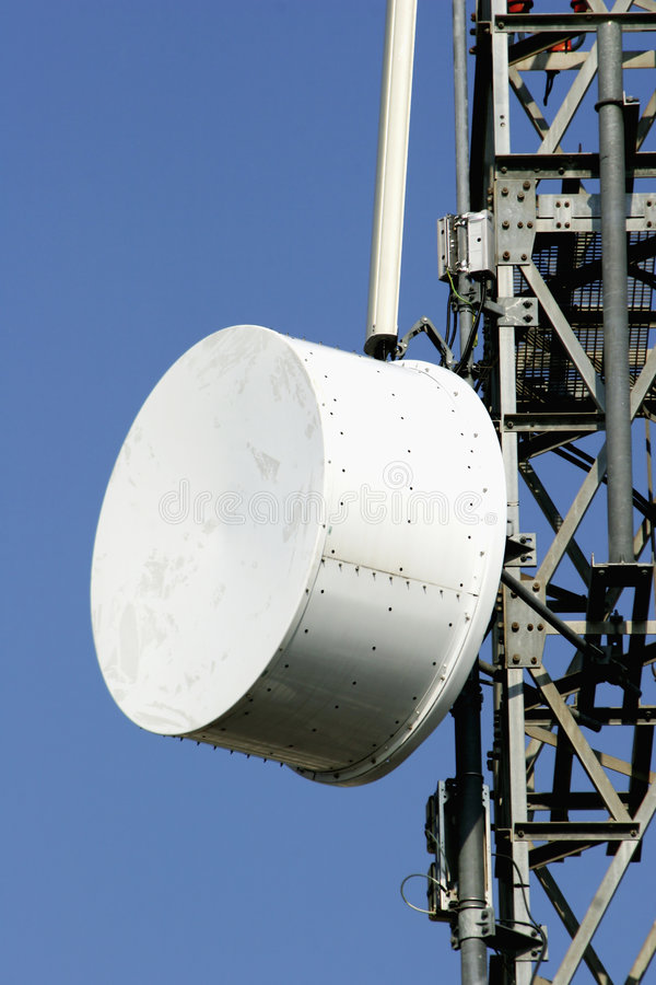 Communication Antenna Royalty Free Stock Photos