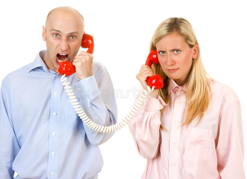 Download Communication breakdown stock photo. Image of connected - 17926382