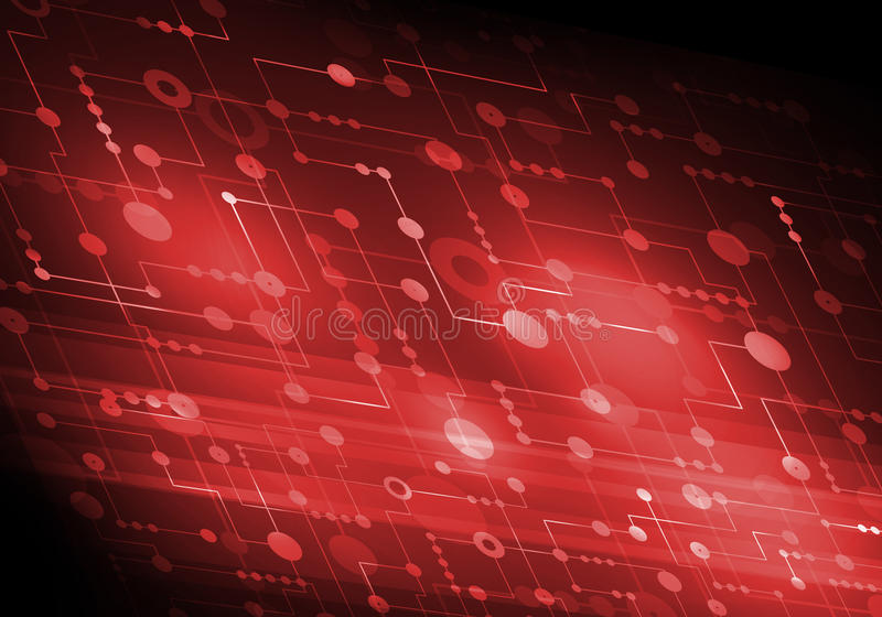 Communication business and web design backdrop. Abstract connection structure as connection concept on color background vector illustration