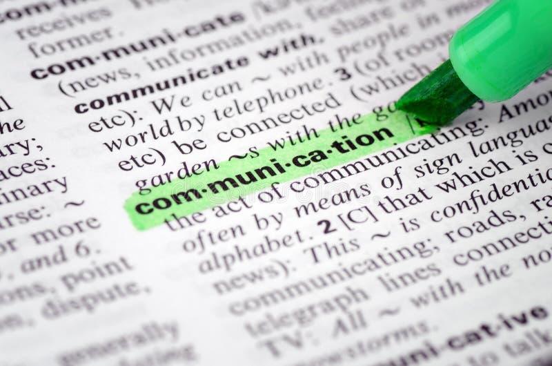 Communication. Marketing global s english culture talking green symbol royalty free stock image