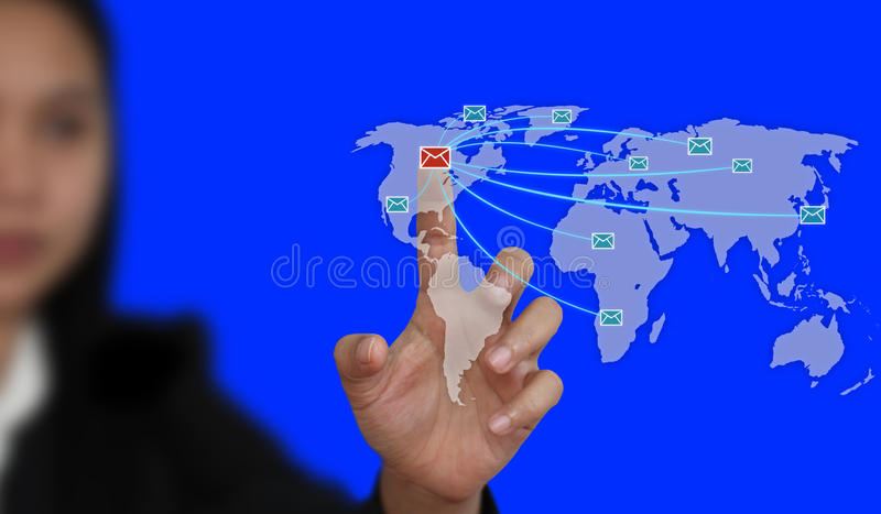 Download Communication concept stock photo. Image of presentation - 22475340