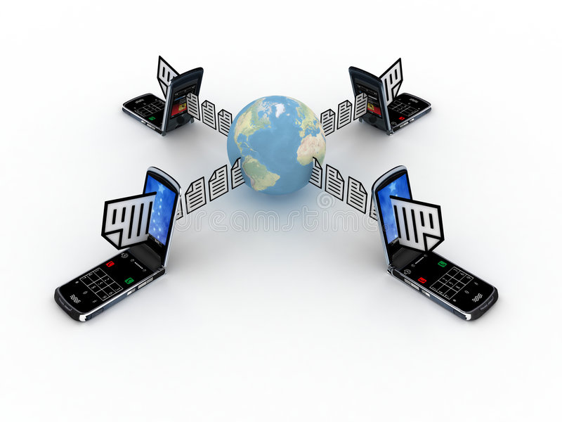 Download Communication Concept Stock Photos - Image: 7605323