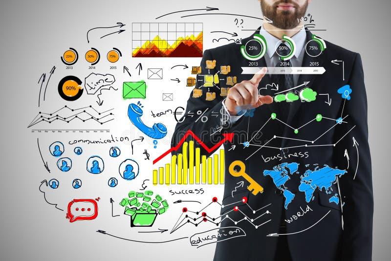 Communication concept vector illustration