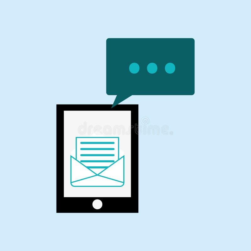 Communication design. Cursor icon. Colorful illustration ,. Communication concept with icon design, illustration 10 eps graphic stock illustration