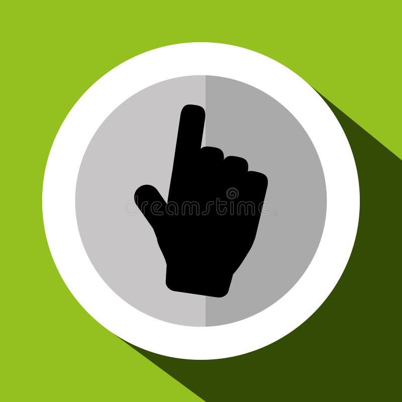 Communication design. Media icon. Flat illustration, grap. Communication concept with icon design, illustration 10 eps graphic royalty free illustration