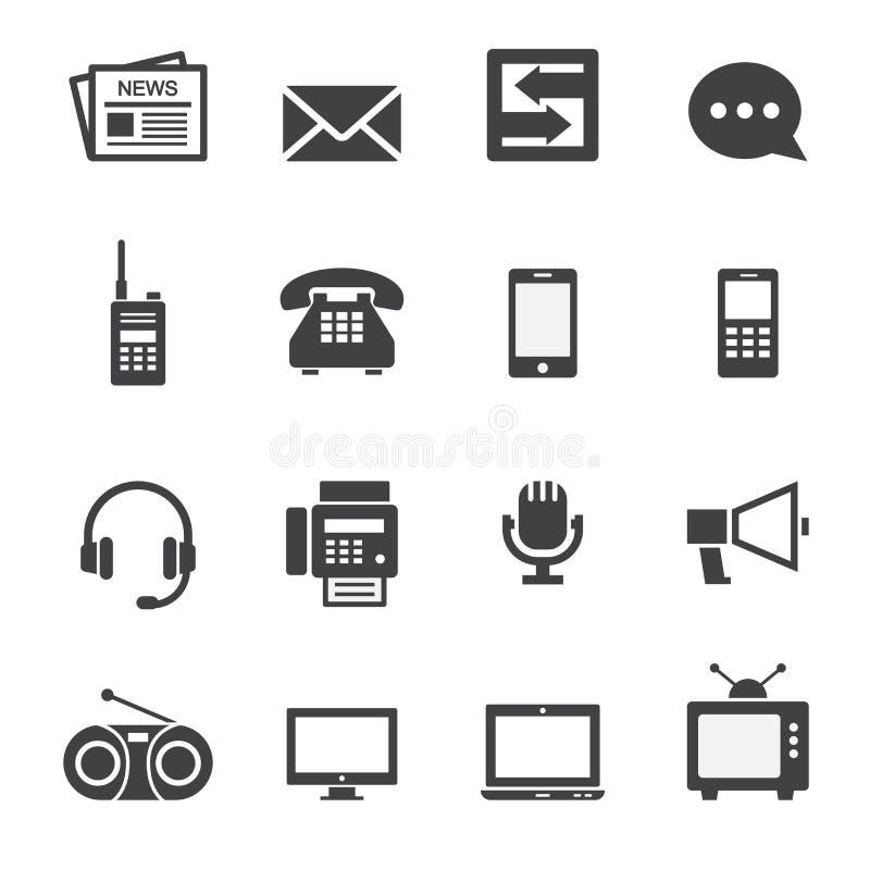 communication icon royalty free illustration