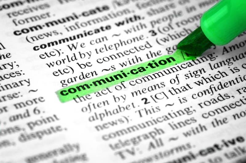 Communication. Marketing Global s English Culture Talking Green Symbol stock images