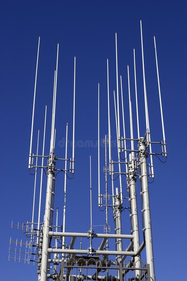 Download Communication mast stock photo. Image of metal, electronic - 362138