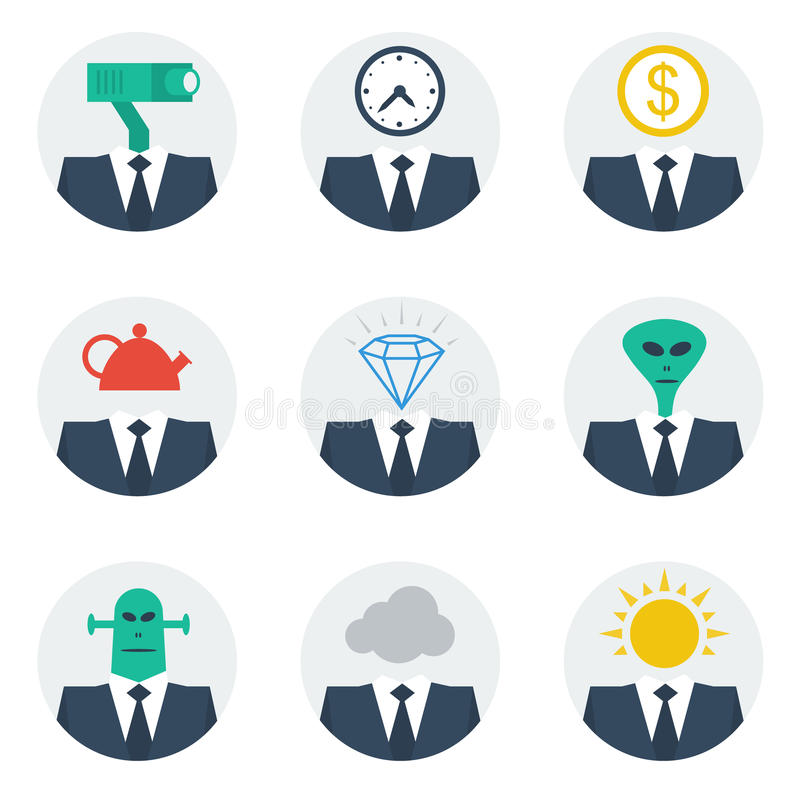 Communication skills concept, people character avatars vector illustration