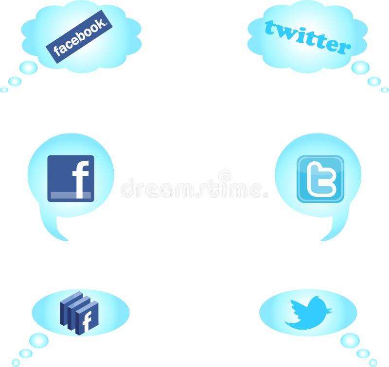 Download Communication Speak Bubbles Editorial Image - Image: 24627490