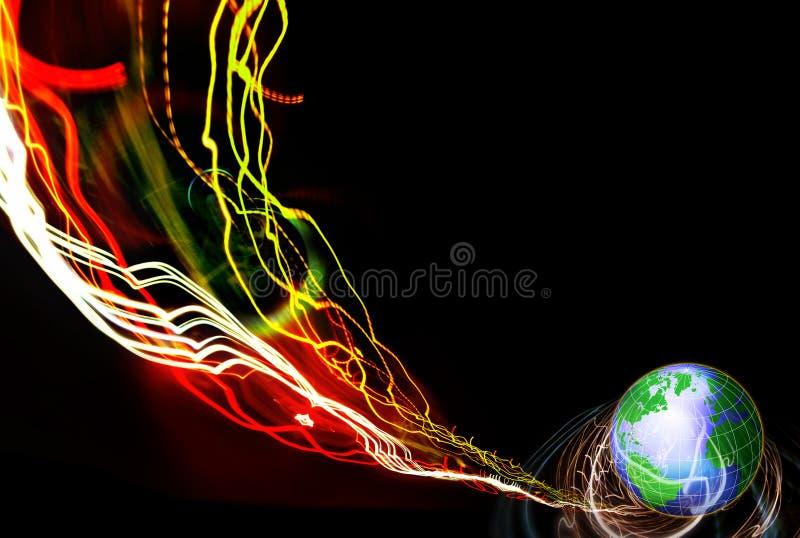 Communication Technology Stock Image