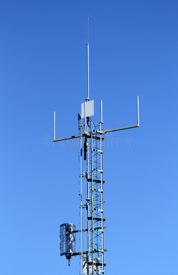 Download Communication Tower Royalty Free Stock Photography - Image: 18828567