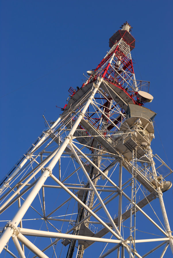 Free Communication Tower Stock Images - 4552654