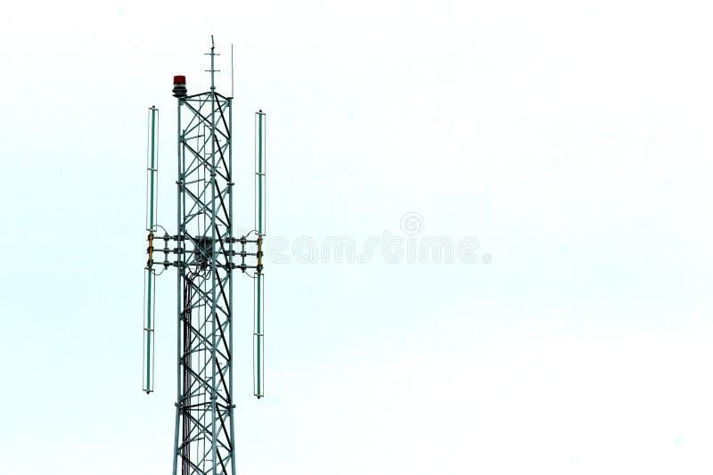 Communications Antennae Royalty Free Stock Photography