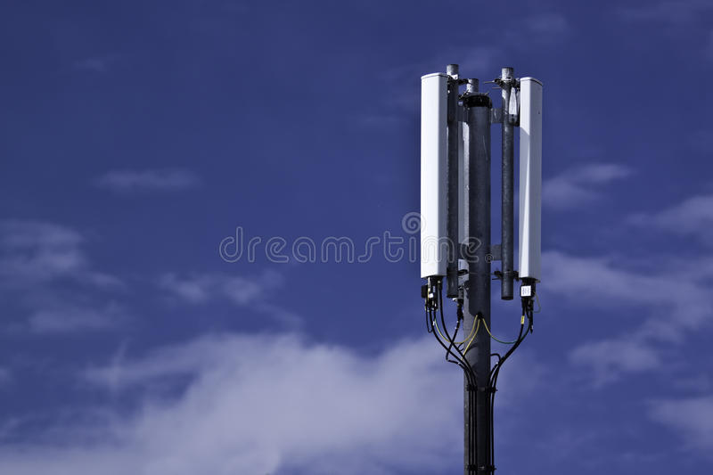 Download Communications mast stock photo. Image of mobile, telecommunications - 14953120