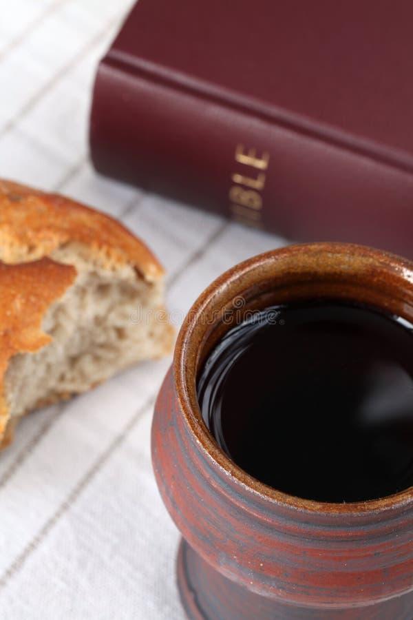 communion święty zdjęcie stock