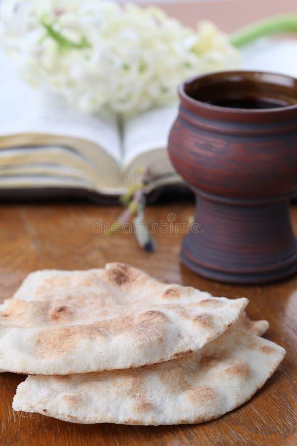 communion święty fotografia stock