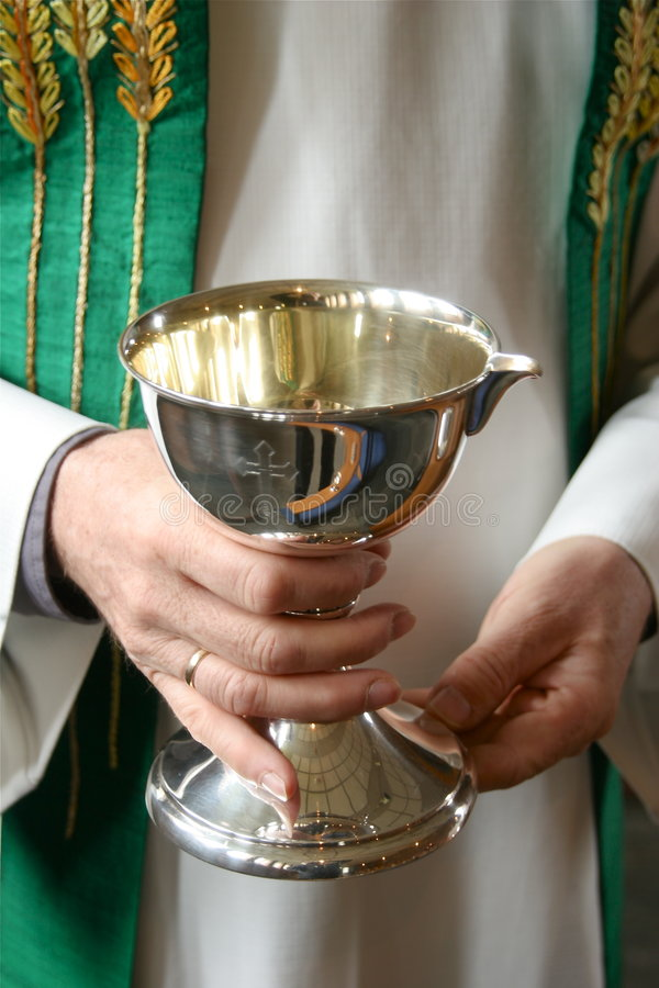 Download Communion stock image. Image of chalice, gift, church - 5250099