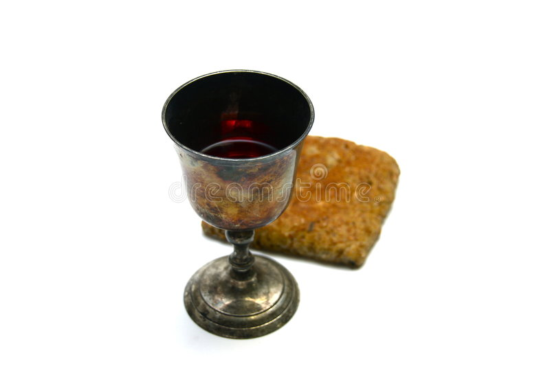 Communion royalty free stock photography