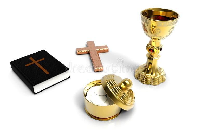 communion illustrazione vettoriale