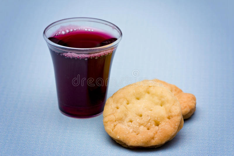 The Communion royalty free stock image