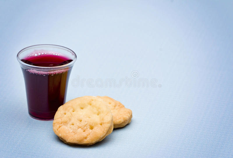 The Communion stock photography