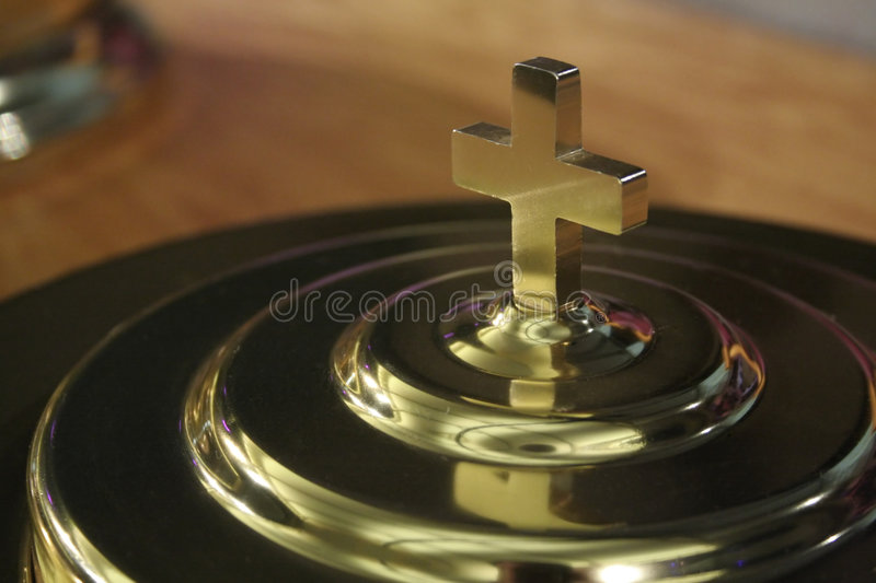 Download Communion Plate Cross stock image. Image of plate, blood - 2578643