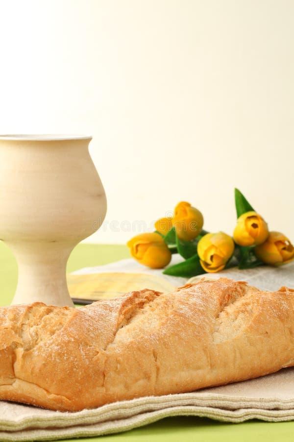 communion przestrzeń odbitkowa święta zdjęcia stock