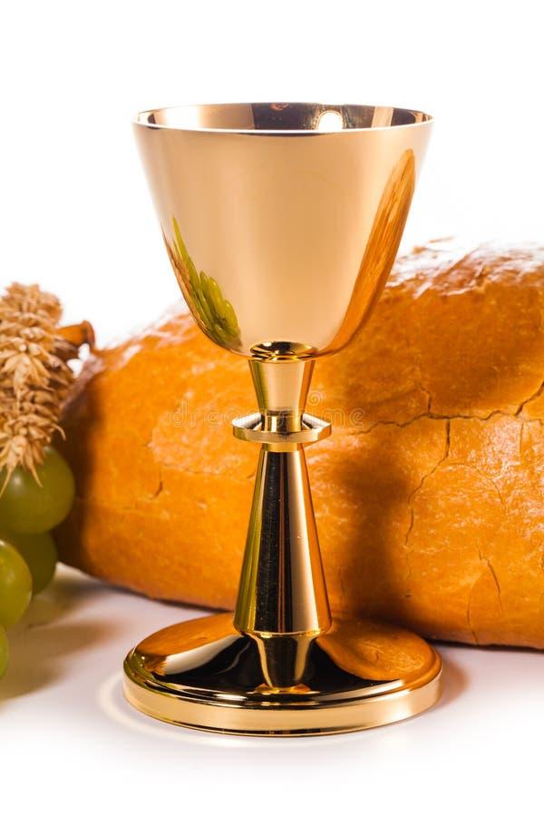 Download Communion sainte image stock. Image du église, priez - 45354857