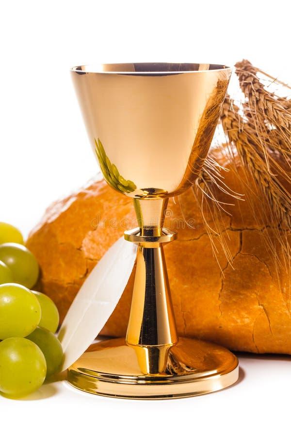 Download Communion sainte photo stock. Image du maïs, bible, église - 45354888