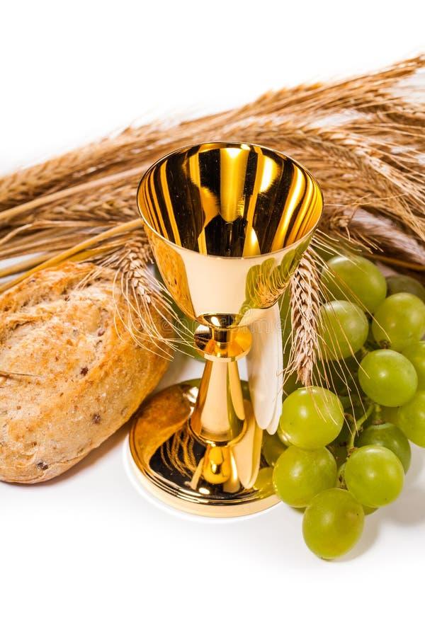 Download Communion sainte photo stock. Image du chrétien, maïs - 45355050